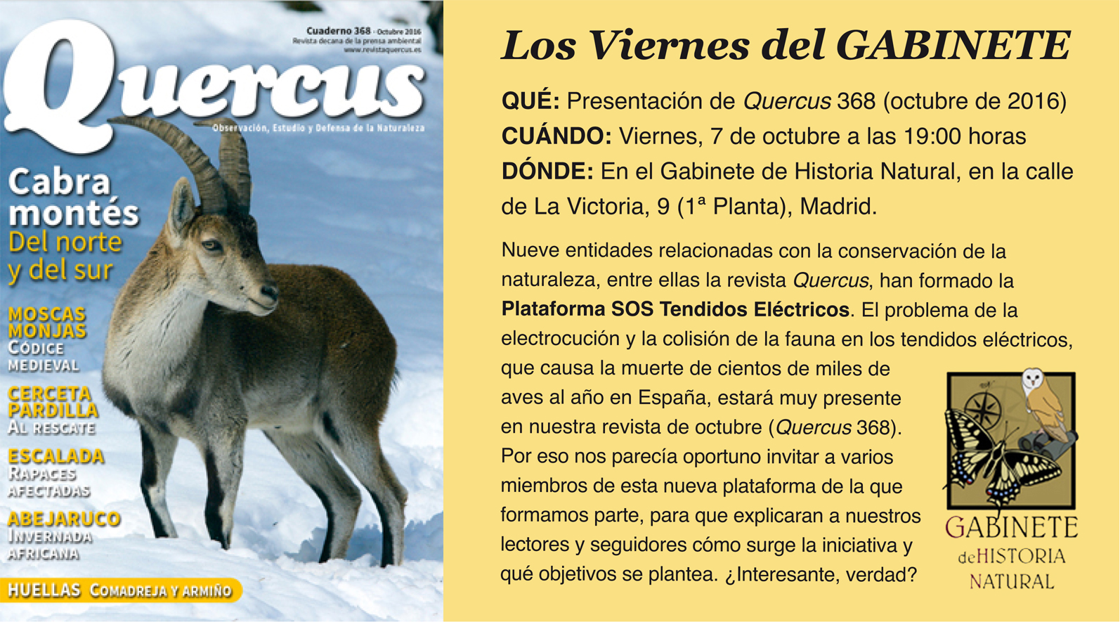 Revista Quercus 368