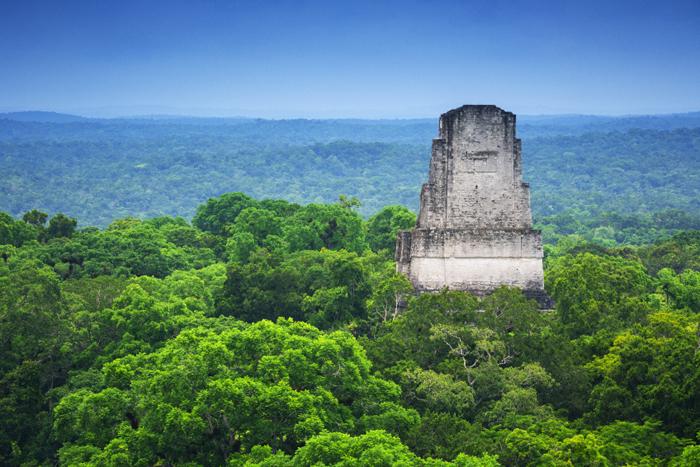 Biodiversidad en Guatemala