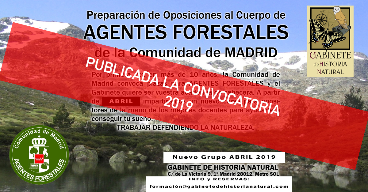 ForestalesCONVOCATORIA