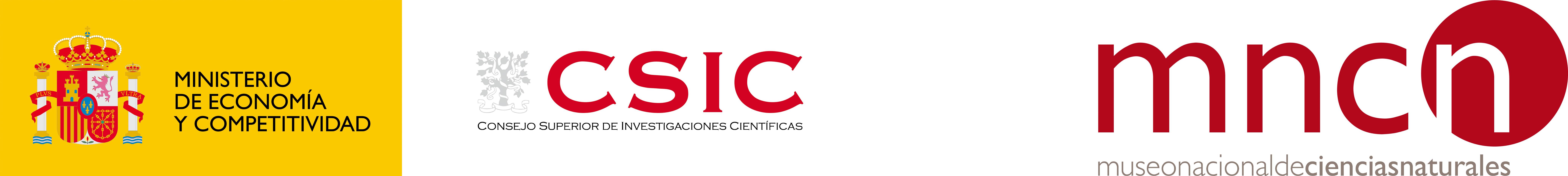 Logo museo completo economía y competitividad