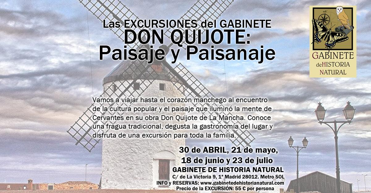Don Quijote: Paisaje y Paisanaje